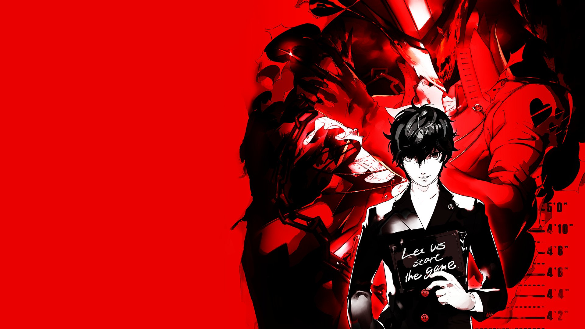 Persona 5 Ps Wallpapers