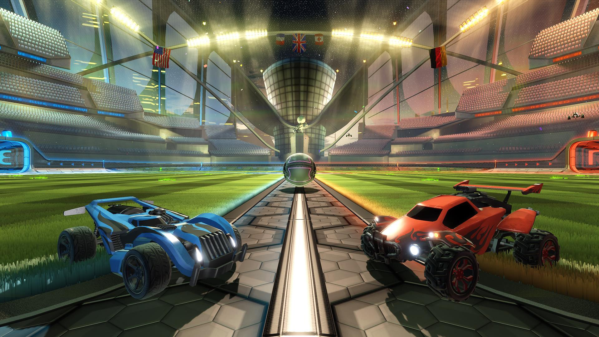 Rocket League – PS Wallpapers