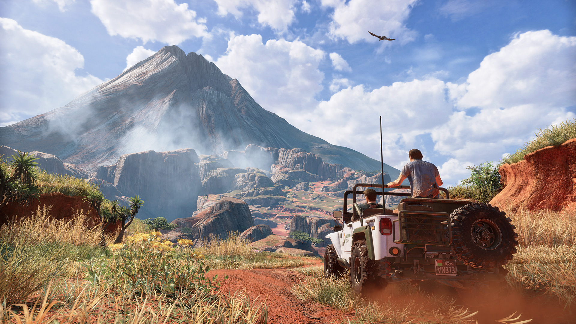 Uncharted 4 Ps Wallpapers