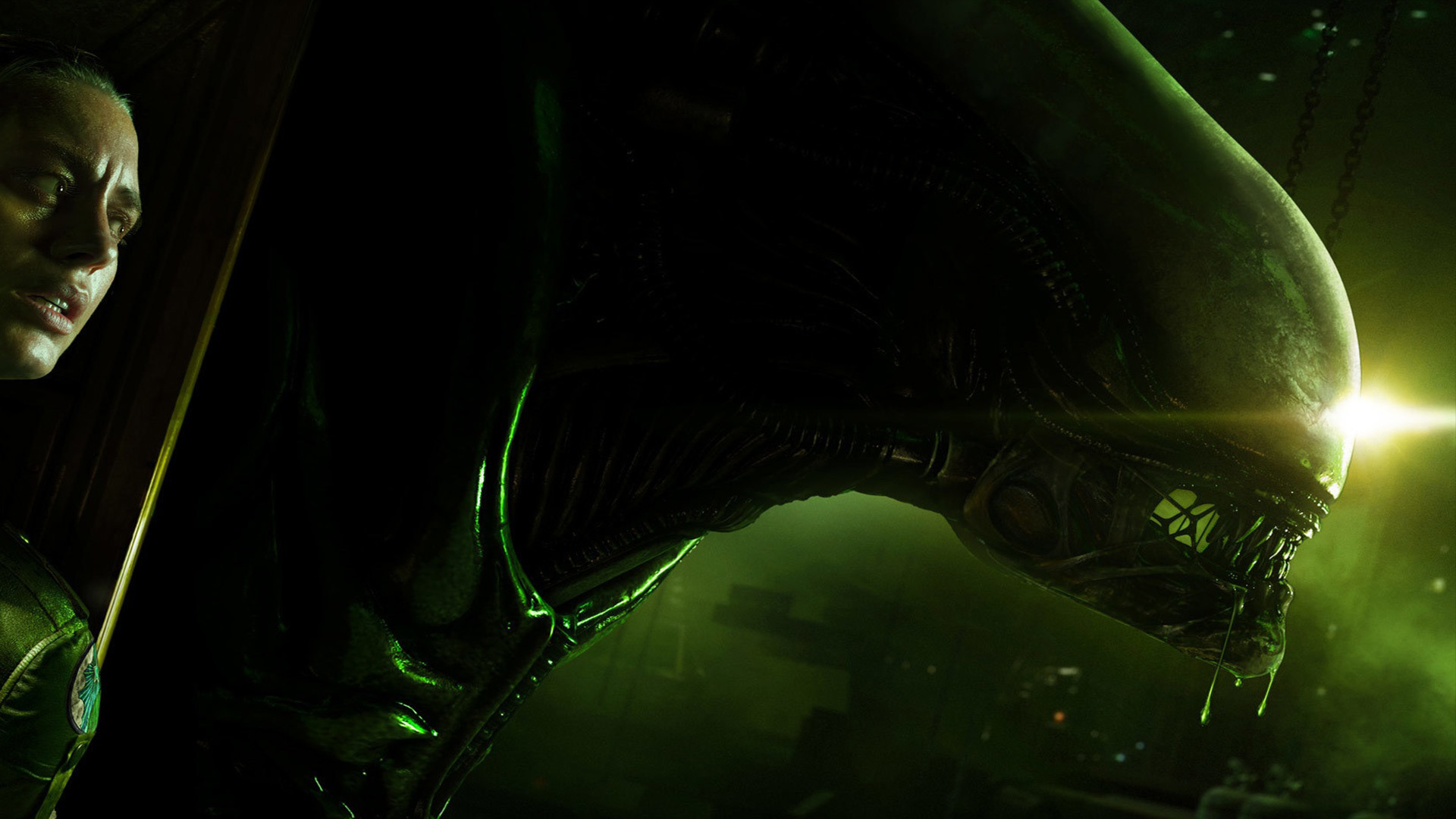 Alien Isolation Ps Wallpapers