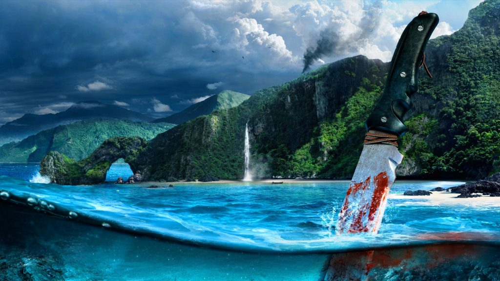 Far Cry 3 – PS Wallpapers
