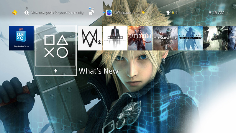 Final Fantasy Vii Ps Wallpapers