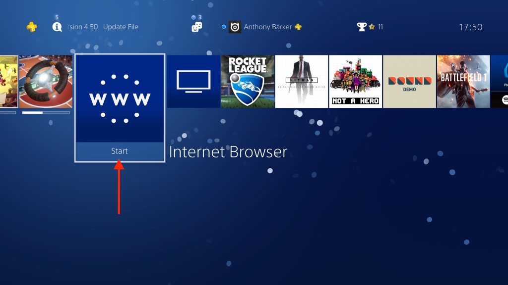 How to: Install Custom PS4 Wallpapers – PS Wallpapers