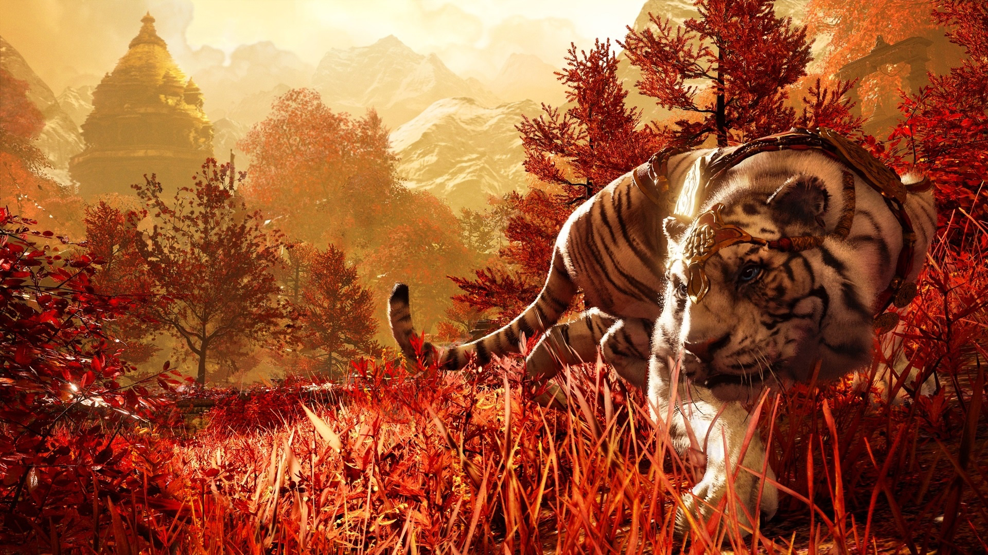 Far Cry 4 – PS Wallpapers