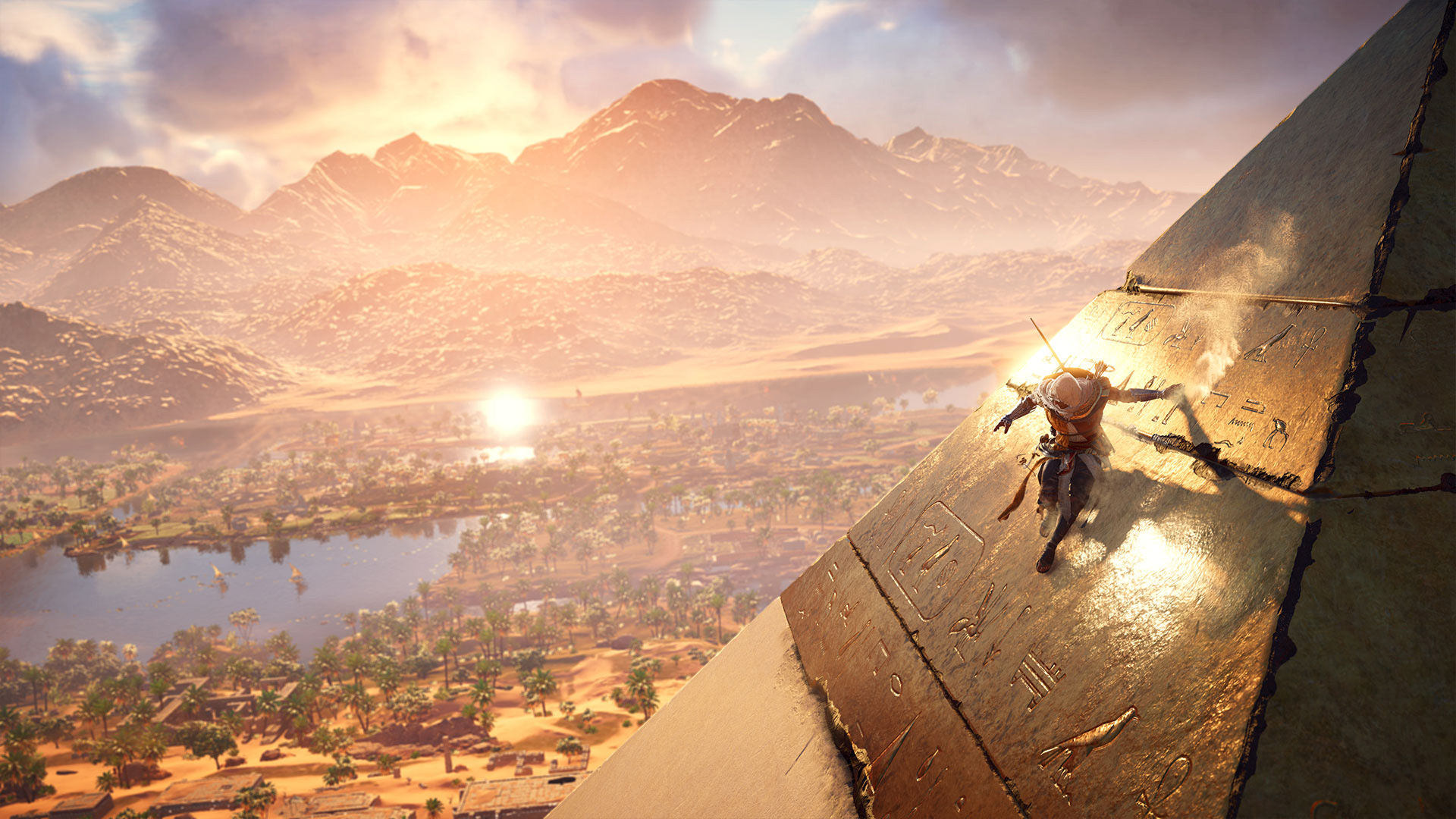 Assassins Creed Origins Ps Wallpapers