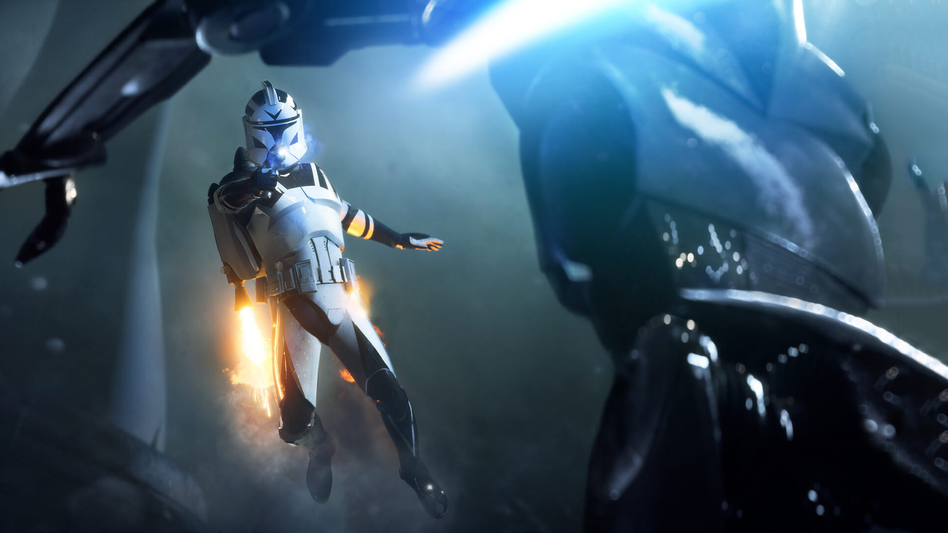 Star Wars Battlefront 2 Ps Wallpapers