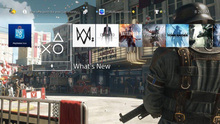 Wolfenstein: The New Colossus