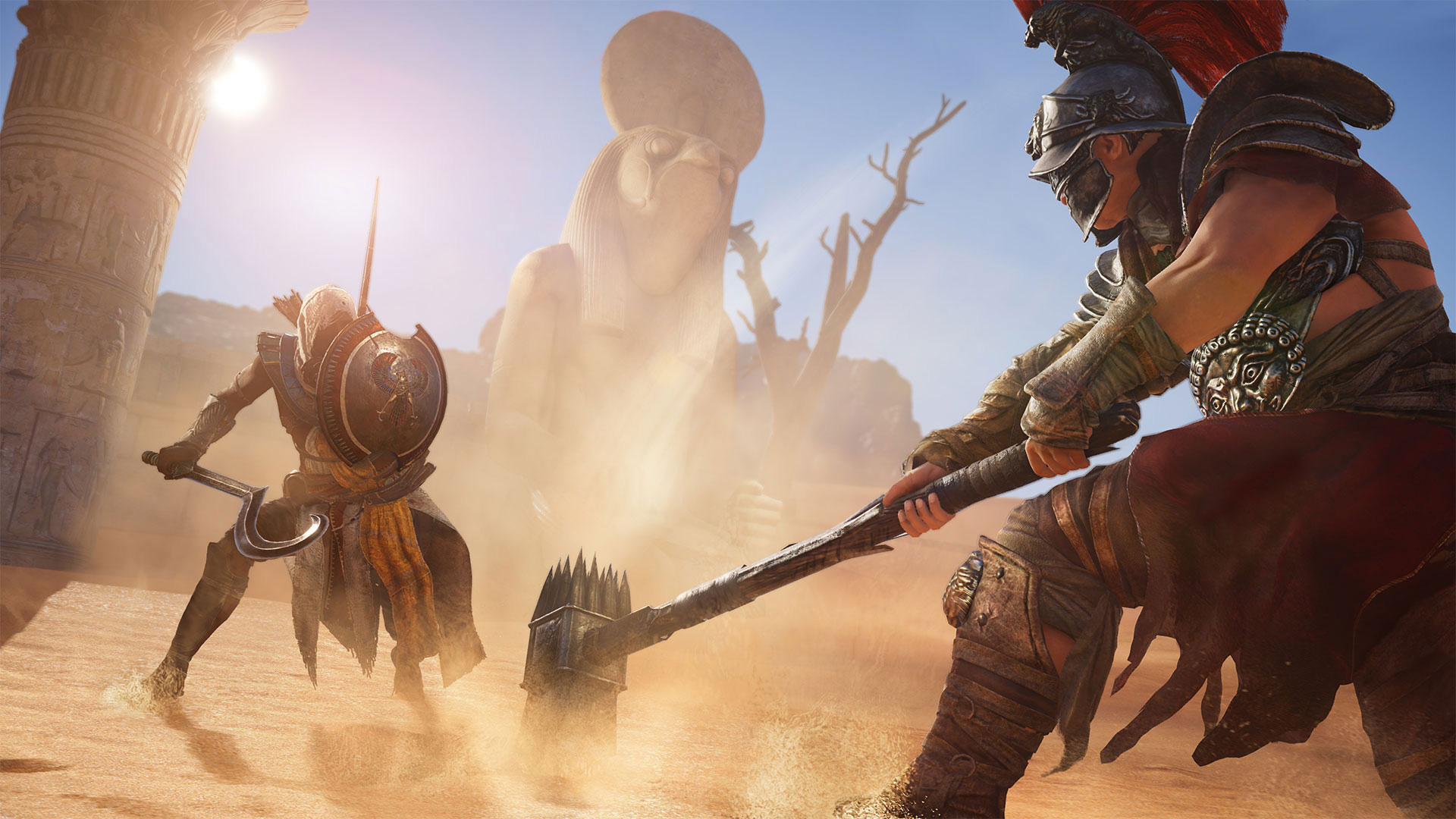 Assassins Creed Origins Ps Wallpapers