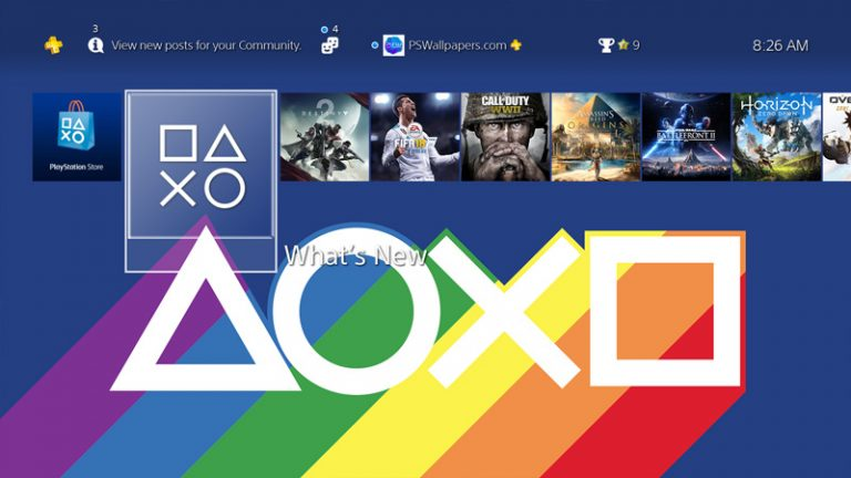 PlayStation Pride